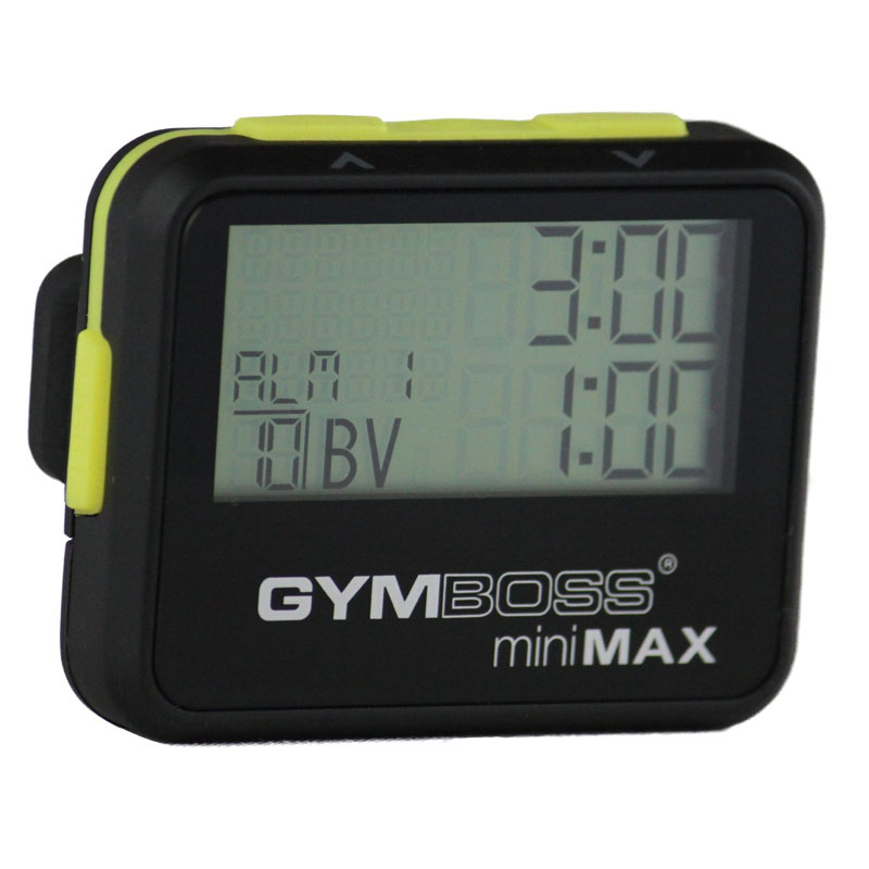 Gymboss Timers